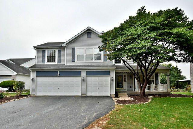 307 Francesca Court, Oswego, IL 60543 (MLS #10265825) :: The Dena Furlow Team - Keller Williams Realty