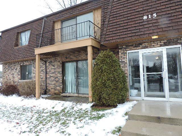 815 E Glenwood Lansing Road #501, Glenwood, IL 60425 (MLS #10265880) :: Baz Realty Network | Keller Williams Preferred Realty
