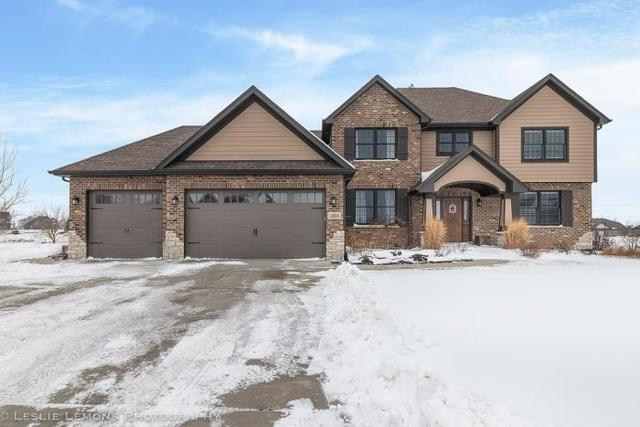 24014 S Sunset Lakes Drive, Manhattan, IL 60442 (MLS #10266049) :: Baz Realty Network | Keller Williams Preferred Realty