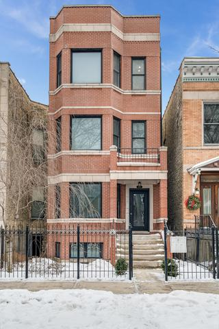 2627 N Washtenaw Avenue #3, Chicago, IL 60647 (MLS #10266099) :: The Perotti Group | Compass Real Estate