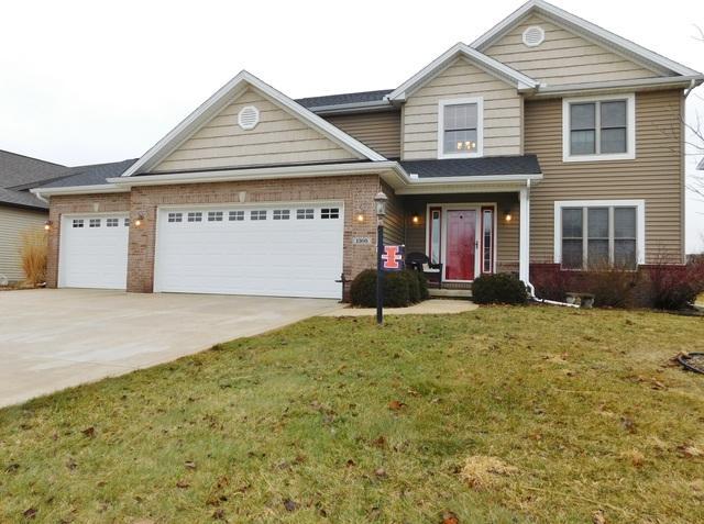 1305 Fieldstone Drive, Savoy, IL 61874 (MLS #10266323) :: Ryan Dallas Real Estate