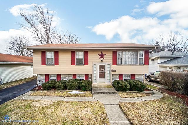 3033 Green Street, Steger, IL 60475 (MLS #10266358) :: The Wexler Group at Keller Williams Preferred Realty