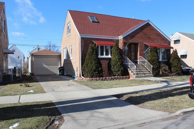 4414 S Trumbull Avenue, Chicago, IL 60632 (MLS #10266462) :: The Dena Furlow Team - Keller Williams Realty