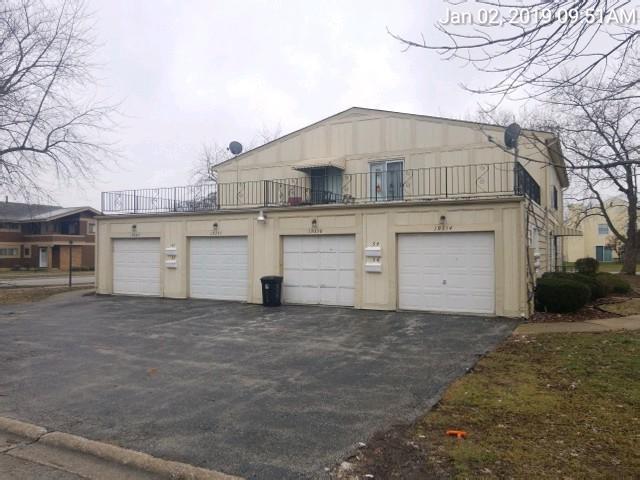 19356 Oak Avenue #1, Country Club Hills, IL 60478 (MLS #10266664) :: The Dena Furlow Team - Keller Williams Realty