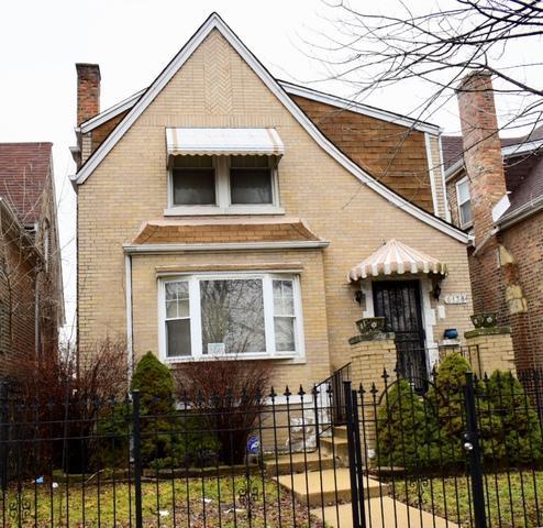 6138 S Loomis Boulevard, Chicago, IL 60636 (MLS #10266793) :: The Dena Furlow Team - Keller Williams Realty