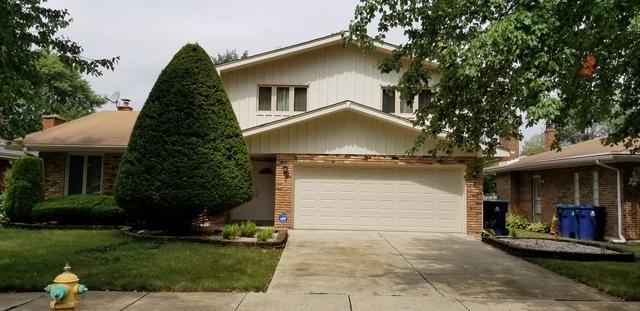 4218 W Pinewood Lane, Matteson, IL 60443 (MLS #10266848) :: The Dena Furlow Team - Keller Williams Realty
