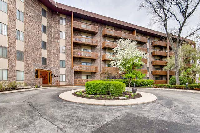 120 Lakeview Drive #107, Bloomingdale, IL 60108 (MLS #10267116) :: Berkshire Hathaway HomeServices Snyder Real Estate