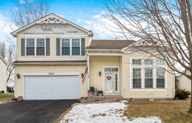 380 Brookhaven Circle, Sugar Grove, IL 60554 (MLS #10267207) :: Janet Jurich Realty Group
