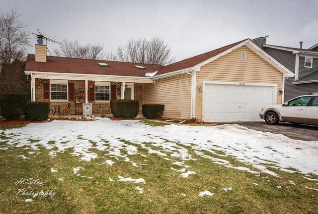 615 Red Coach Lane, Algonquin, IL 60102 (MLS #10267219) :: Helen Oliveri Real Estate