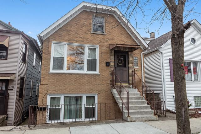 3544 S Lowe Avenue, Chicago, IL 60609 (MLS #10267258) :: The Mattz Mega Group