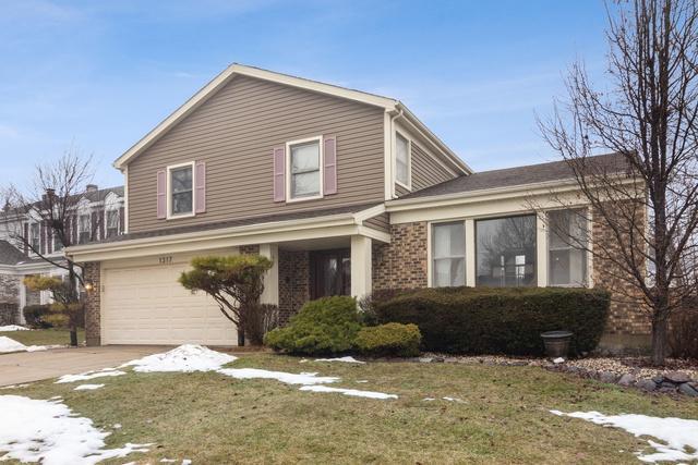 1317 Devonshire Road, Buffalo Grove, IL 60089 (MLS #10267534) :: The Dena Furlow Team - Keller Williams Realty