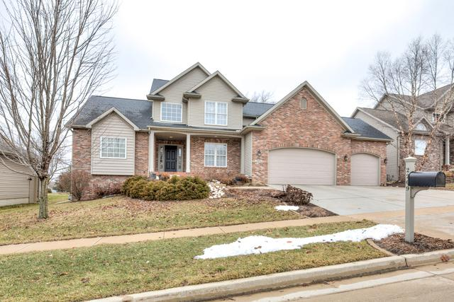2209 Ridge Creek Drive, Bloomington, IL 61705 (MLS #10267668) :: The Dena Furlow Team - Keller Williams Realty