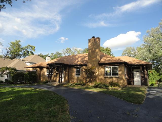 711 Burns Avenue, Flossmoor, IL 60422 (MLS #10267721) :: The Wexler Group at Keller Williams Preferred Realty