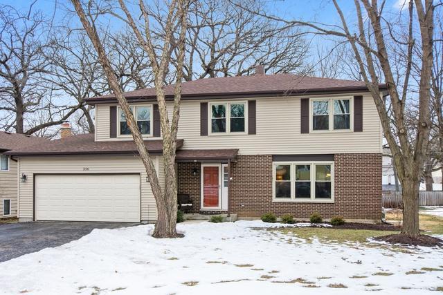 356 Linden Road, Lake Zurich, IL 60047 (MLS #10267874) :: Helen Oliveri Real Estate