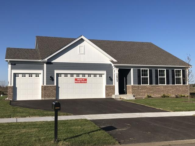 16905 S Callie Drive, Plainfield, IL 60586 (MLS #10268199) :: Baz Realty Network | Keller Williams Preferred Realty