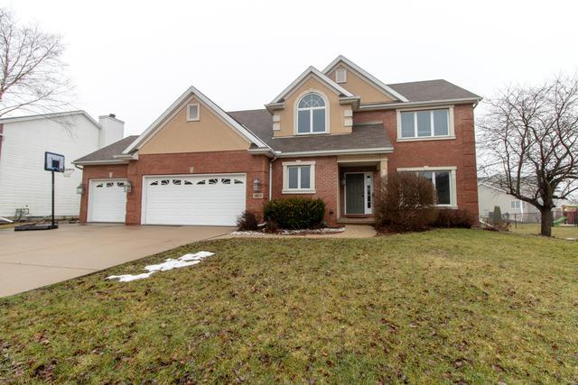 1013 Saddlebrook Drive, Bloomington, IL 61704 (MLS #10268389) :: Baz Realty Network | Keller Williams Preferred Realty
