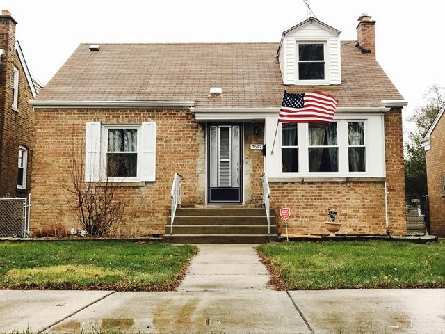 3612 W 115th Place, Chicago, IL 60655 (MLS #10268403) :: The Dena Furlow Team - Keller Williams Realty