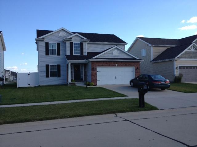 107 Gentian Street, Savoy, IL 61874 (MLS #10268533) :: Ryan Dallas Real Estate