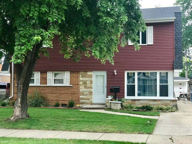 8169 S Scottsdale Avenue, Chicago, IL 60652 (MLS #10268536) :: The Dena Furlow Team - Keller Williams Realty