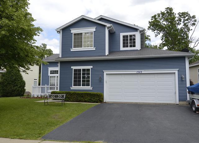 1543 Vineyard Drive, Gurnee, IL 60031 (MLS #10268706) :: Century 21 Affiliated