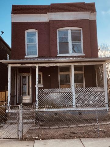2823 S Ridgeway Avenue, Chicago, IL 60623 (MLS #10268709) :: The Dena Furlow Team - Keller Williams Realty