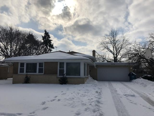913 E 166th Street, South Holland, IL 60473 (MLS #10268715) :: Baz Realty Network | Keller Williams Preferred Realty