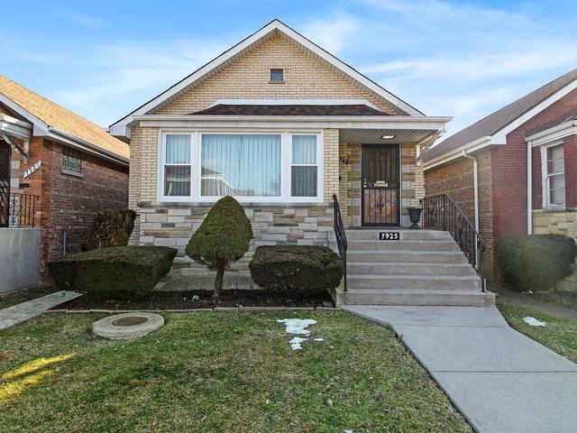 7925 S Maplewood Avenue, Chicago, IL 60652 (MLS #10268732) :: The Dena Furlow Team - Keller Williams Realty