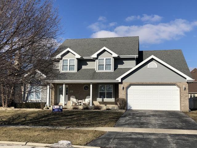 317 Lilac Drive, Beecher, IL 60401 (MLS #10268768) :: Ryan Dallas Real Estate
