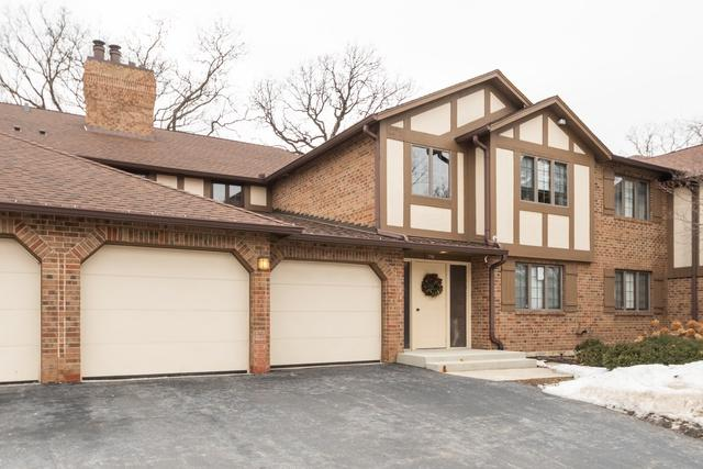 7761 W Foresthill Lane 2B, Palos Heights, IL 60463 (MLS #10268786) :: The Wexler Group at Keller Williams Preferred Realty