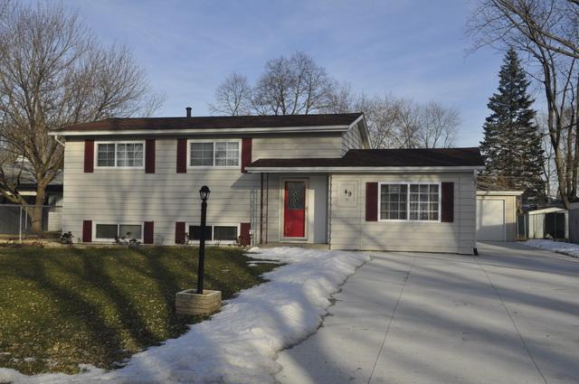 49 Pueblo Road, Montgomery, IL 60538 (MLS #10268842) :: Baz Realty Network | Keller Williams Preferred Realty