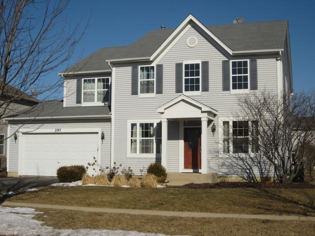 297 Bluegrass Parkway, Oswego, IL 60543 (MLS #10268905) :: Baz Realty Network | Keller Williams Preferred Realty
