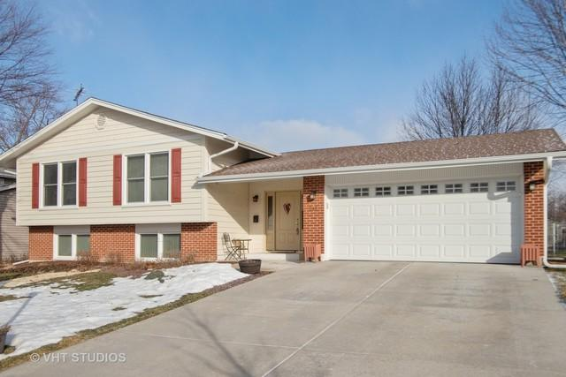 940 W Firestone Drive, Hoffman Estates, IL 60192 (MLS #10268930) :: Baz Realty Network | Keller Williams Preferred Realty