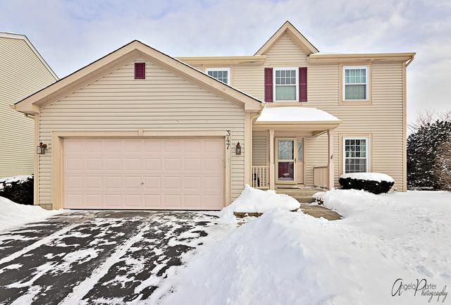 347 Cross Creek Lane, Lindenhurst, IL 60046 (MLS #10268944) :: Berkshire Hathaway HomeServices Snyder Real Estate