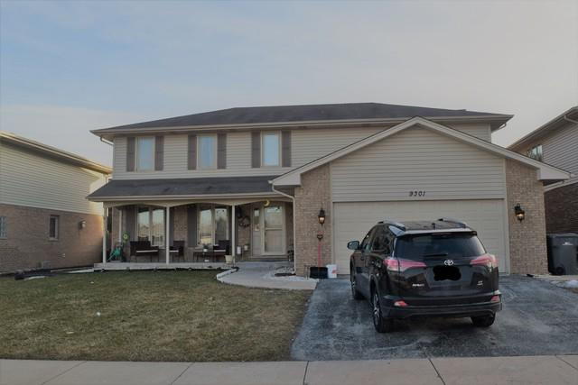 9301 Park Place, Orland Hills, IL 60487 (MLS #10268959) :: Schoon Family Group