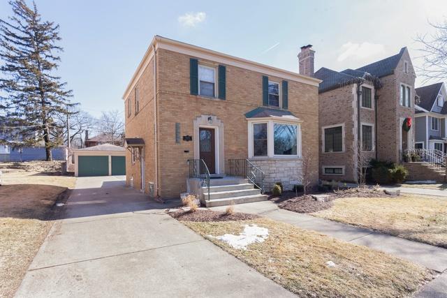 4205 Western Avenue, Western Springs, IL 60558 (MLS #10269063) :: Littlefield Group