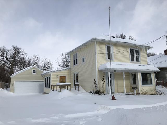 106 E Center Street, Mount Morris, IL 61054 (MLS #10269149) :: HomesForSale123.com