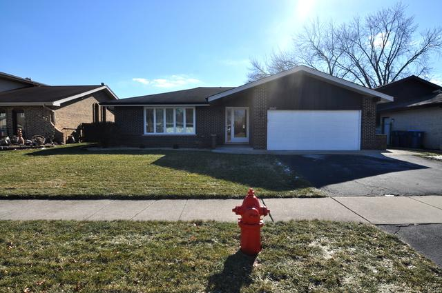 2047 E 171st Place, South Holland, IL 60473 (MLS #10269232) :: Baz Realty Network | Keller Williams Preferred Realty