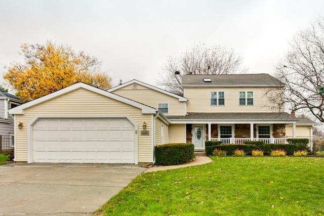 1029 Rosewood Terrace, Libertyville, IL 60048 (MLS #10269363) :: The Dena Furlow Team - Keller Williams Realty