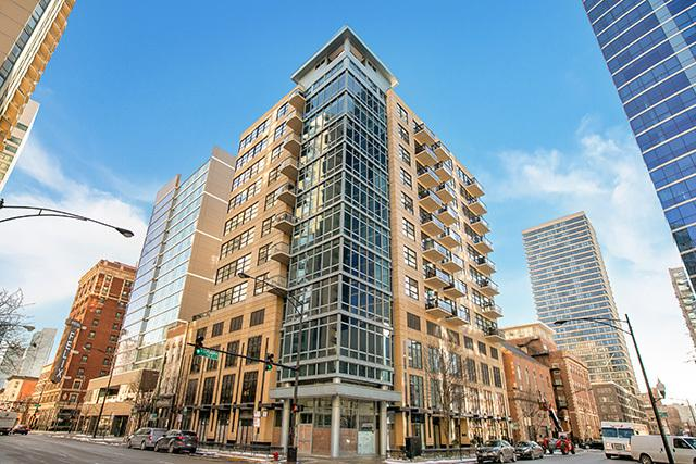 101 W Superior Street #506, Chicago, IL 60610 (MLS #10269390) :: Touchstone Group