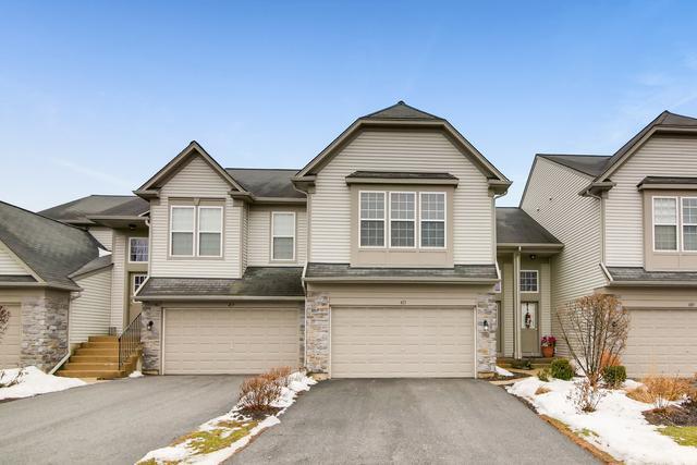413 Metropolitan Street #413, Aurora, IL 60502 (MLS #10269428) :: Baz Realty Network   Keller Williams Preferred Realty