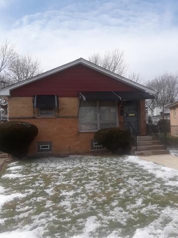 6116 S Elizbeth Street, Chicago, IL 60636 (MLS #10269636) :: The Mattz Mega Group