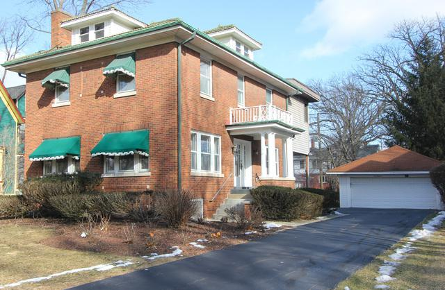 611 Thatcher Avenue, River Forest, IL 60305 (MLS #10269661) :: Baz Realty Network   Keller Williams Preferred Realty