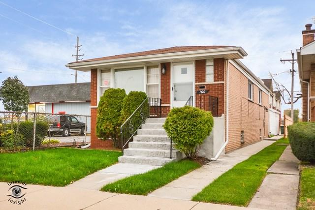 160 E 144TH Street, Riverdale, IL 60827 (MLS #10269835) :: The Dena Furlow Team - Keller Williams Realty