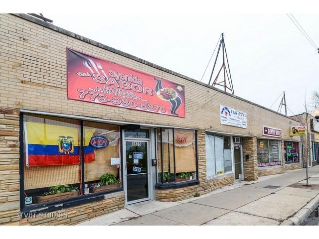 5805 Diversey Avenue 5805-09, Chicago, IL 60639 (MLS #10269907) :: The Dena Furlow Team - Keller Williams Realty
