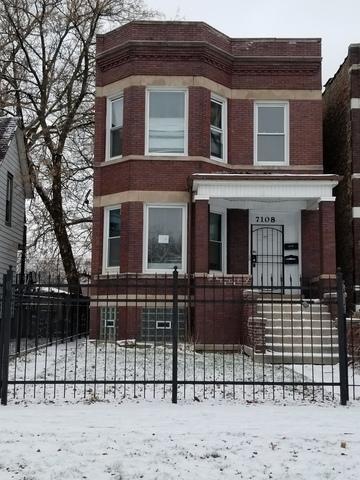 7108 S Emerald Avenue, Chicago, IL 60620 (MLS #10270042) :: The Mattz Mega Group
