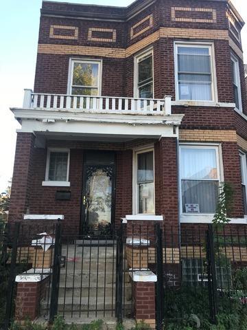 3329 W Van Buren Street, Chicago, IL 60624 (MLS #10270137) :: Baz Realty Network | Keller Williams Preferred Realty