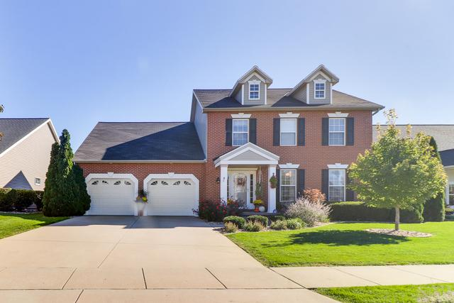 14 Rosewood Court, Bloomington, IL 61704 (MLS #10270410) :: Janet Jurich Realty Group