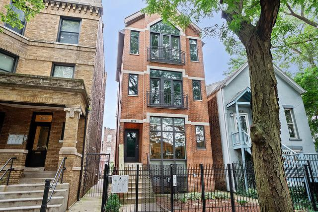 1917 W Potomac Avenue #2, Chicago, IL 60622 (MLS #10270508) :: The Perotti Group   Compass Real Estate