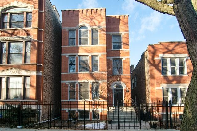 2138 W Potomac Avenue #1, Chicago, IL 60622 (MLS #10270528) :: The Perotti Group   Compass Real Estate