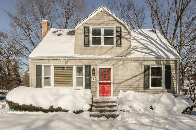 40 Lake Street, Lake Zurich, IL 60047 (MLS #10270631) :: The Jacobs Group